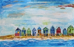 Picture of Beach Huts