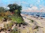 Picture of Untitled (Coastal Landscape)